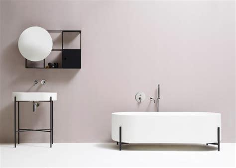 bathroom retail stand bathtub and basin felt shelf hat l by norm
