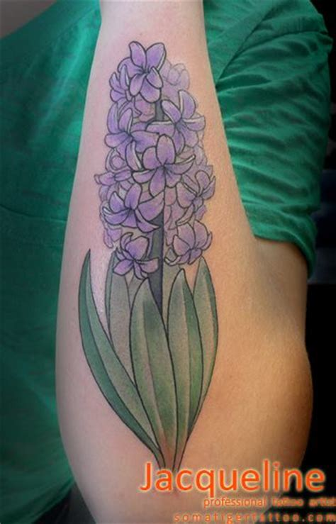 arm realistic flower tattoo  soma tiger tattoo