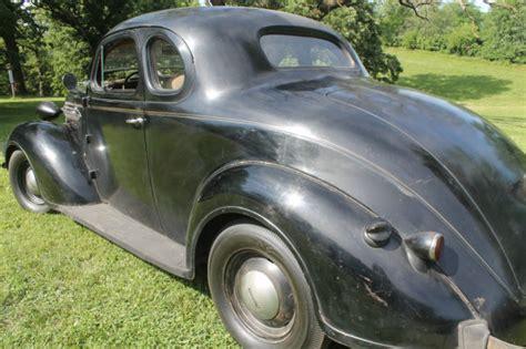 1937 plymouth business coupe 1937 plymouth business coupe to original