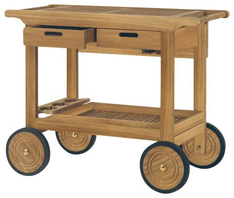 serving cart klassisch outdoor servierwagen dc metro - Servierwagen Outdoor