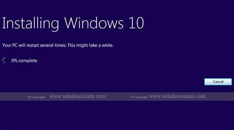 install windows 10 keep nothing อ พเกรด windows 7 8 1 โดยต ดต ง windows 10 clean