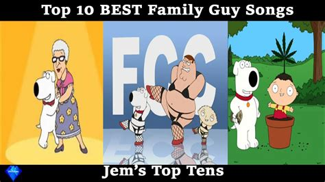 10 Funniest Songs by Top 10 Best Family Songs