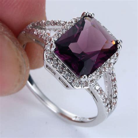 Cincin Trendy Fashion Ring 1 trendy jewelry fashion womens 925 sterling silver princess