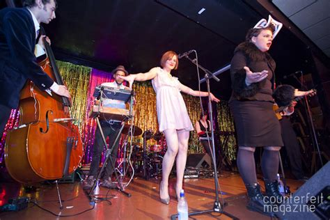 valentine electric swing circus electric swing circus queens social club sheffield