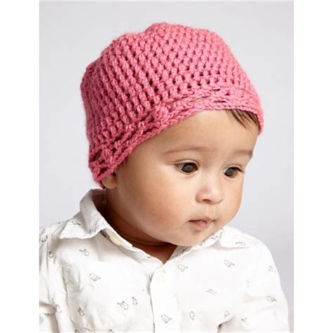 baby hat bernat crochet baby hat crochet pattern yarnspirations