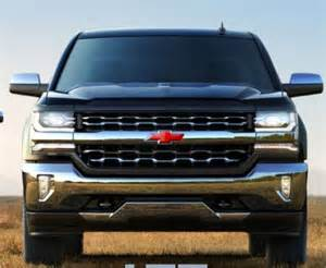 Gm Truck Accessories Canada 2016 Silverado 1500 Grill Modification 2014 2015