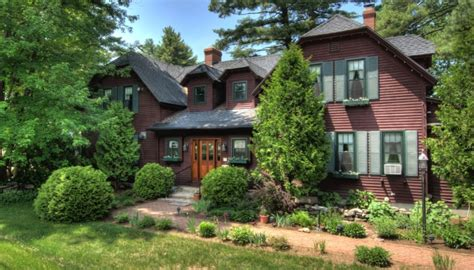 The Cabernet Inn North Conway Lodging Nh Bed And Breakfast Cottages In Conway Nh