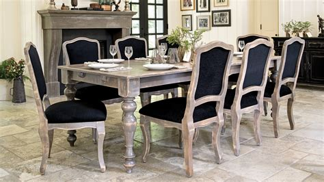 canadel dining room table and chairs handcrafted in america kitchen and dining room