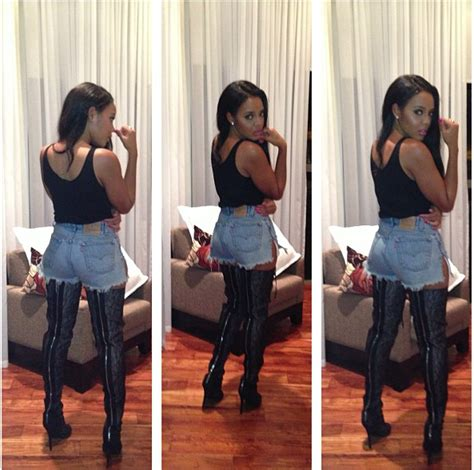 who wore it better milian angela simmons in