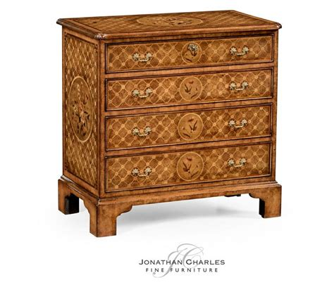 Floral Chest Of Drawers by Floral Marquetry Parquetry Small Chest Of Drawers Hpmkt