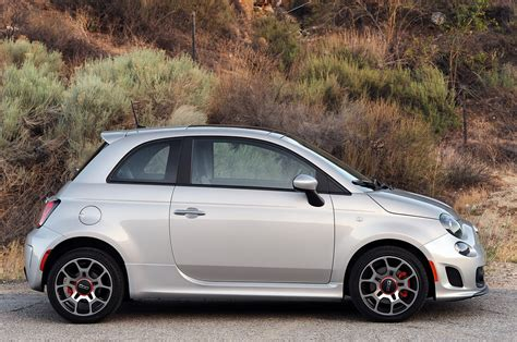 Turbo Fiat 500 by 2013 Fiat 500 Turbo Autoblog