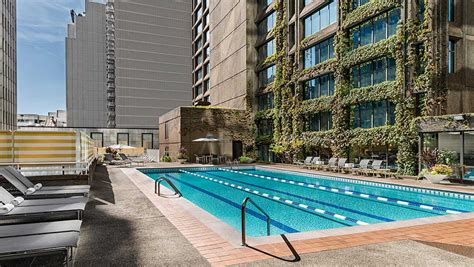 montreal hotels with pool omni mont royal