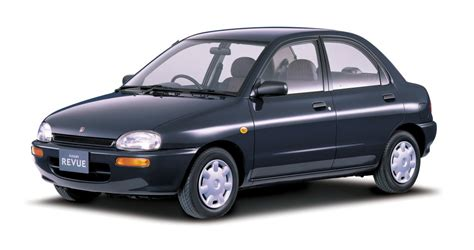 mazda car old model mazda 121 revue mk 2 specs 1991 1992 1993 1994