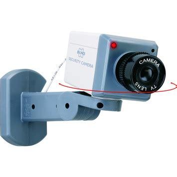 beveiligingscamera dummy gamma elro camera dummy met bewegingsmelder cs33d