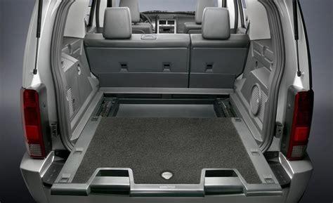 2010 Dodge Nitro Interior by Car And Driver