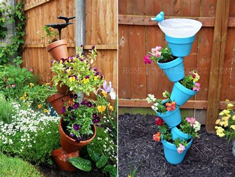 Cheap Garden Planters by 25 Best Cheap Diy Ideas For Outdoor Pots 20 Diy Home