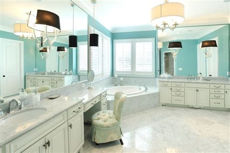 bathroom colors blue choose the right bathroom color for your house