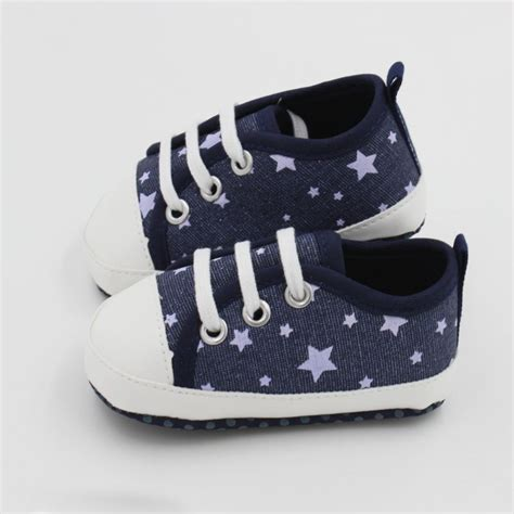 Lovely Sneaker Newborn Baby Crib Shoes Boys Girls Infant Baby Crib Boots