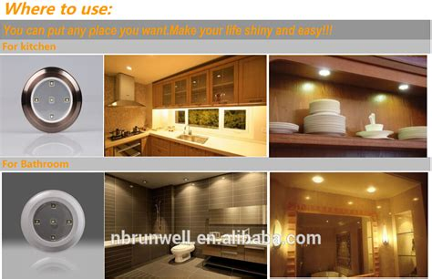 wireless under cabinet lighting with switch china supplier 2016 new design wireless remote control
