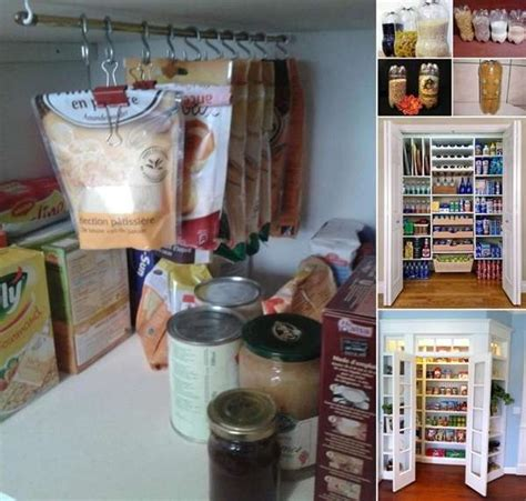 organizing hacks 15 smart pantry storage and organization hacks