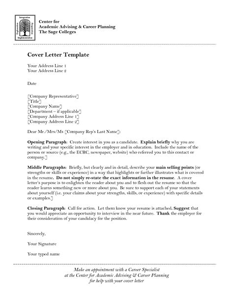 cover letter for faculty position in engineering sle cover letter for lecturer application in