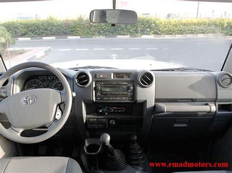 land cruiser pickup cabin toyota land cruiser pickup 4 0 petrol pick up double cabin