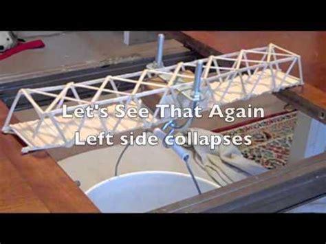build a bridge science activity for kids bridge designs bridge project 3 11 matthew youtube