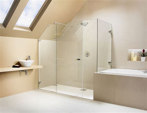 Bespoke Glass Shower Doors Panels Enclosures Made To Bespoke Glass Shower Doors