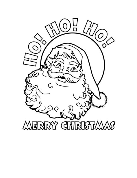 1000 Images About Coloring Pages On Pinterest Christmas Merry Colouring Pages Printable