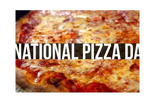 national pizza day deals chicago 2018