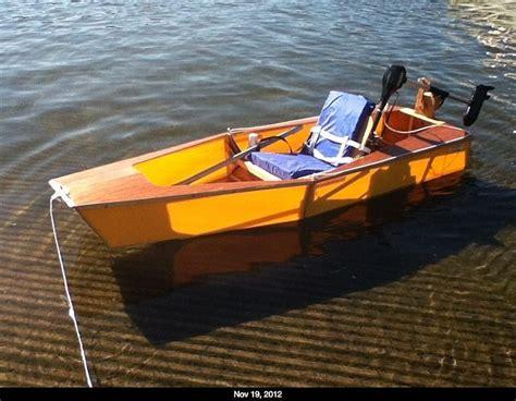 lightweight wooden boat plans portable boat plans diy boats pinterest boat plans