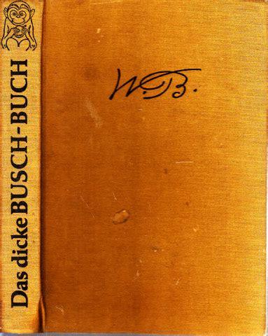 das decke das dicke busch buch nr 36796 oldthing varia