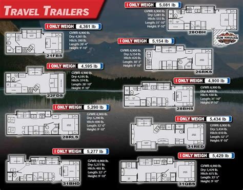 north trail rv floor plans heartland north trail travel trailers north trail rv for