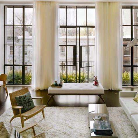 curtains for floor to ceiling windows floor to ceiling windows my home pinterest