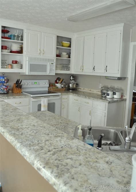 Wilsonart Countertops Cost by How To Install Your Own Laminate Countertops We Did And