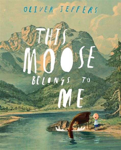 this moose belongs to the books that made me me emmi