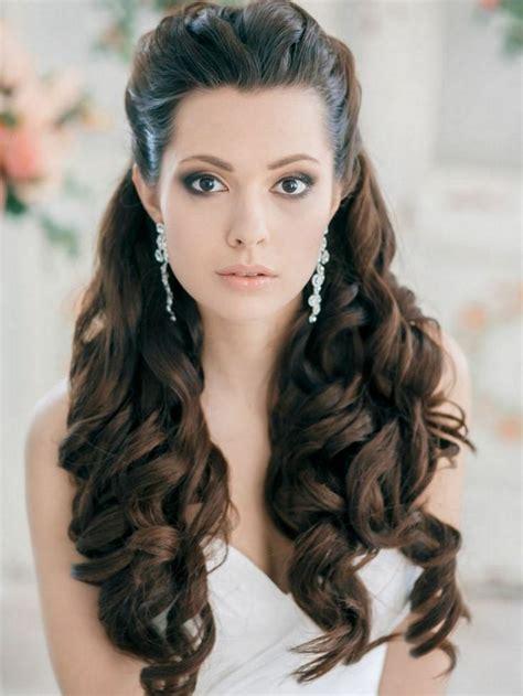 44 schöne Hochzeitsfrisuren für lange Haare!   Archzine.net