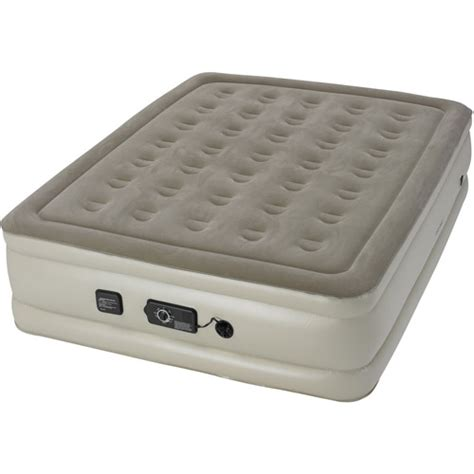Walmart Air Mattress by Insta Bed Raised Air Bed With Neverflat Ac