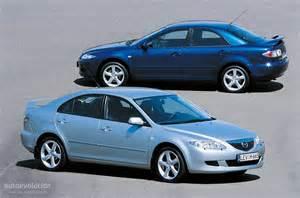 mazda 6 atenza sedan 2002 2003 2004 2005 autoevolution