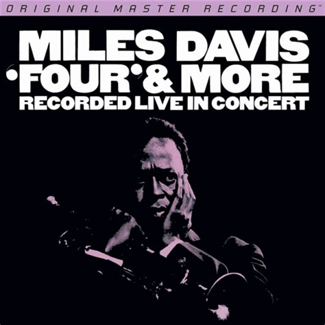 More From 4 by Davis Four And More Gain 2 226 162 Ultra Analog 180g Lp