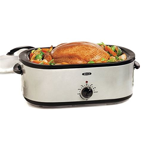 Turkey Roaster With Rack by Best Turkey Roaster Out Of Top 18