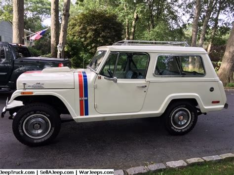 jeep commando hurst 1971 hurst jeepster commando 3