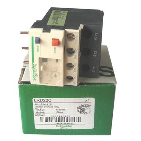 Thermal Relay Schneider Lrd22 schneider telemecanique thermal relay lrd22c lrd22 gtin ean upc 520449380599