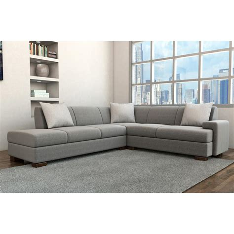 sectional sofas reviews small scale sectional sofas or - Modern Sectional