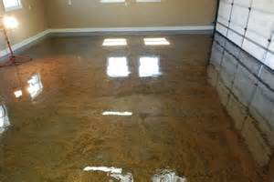 new metallic epoxy flooring a game changer for business and homeowner garages and basements