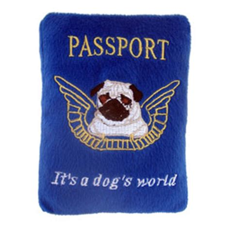 puppy passport passport