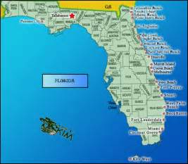 map of florida west coast east coast west coast images