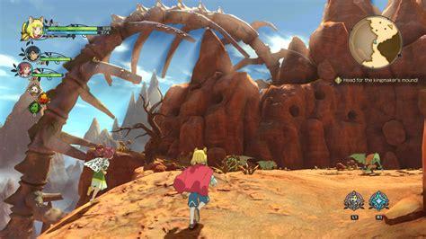 ni no kuni ii 97 ni no kuni 2 revenant kingdom gets new screenshots and details