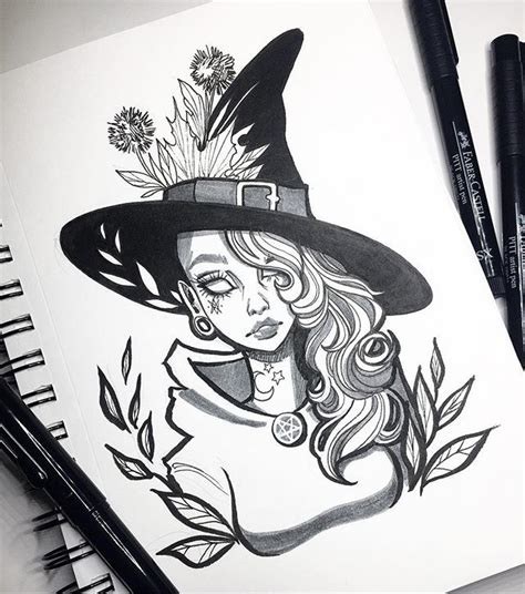 947 best witchy illustrations images on pinterest