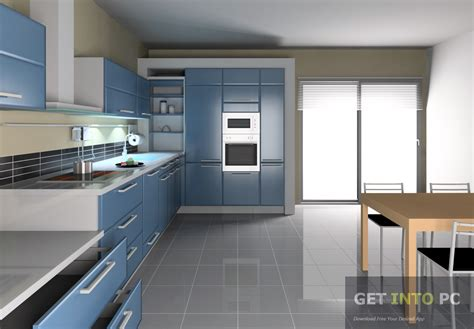Design A Kitchen Software 3d Kitchen Design Software Free Version